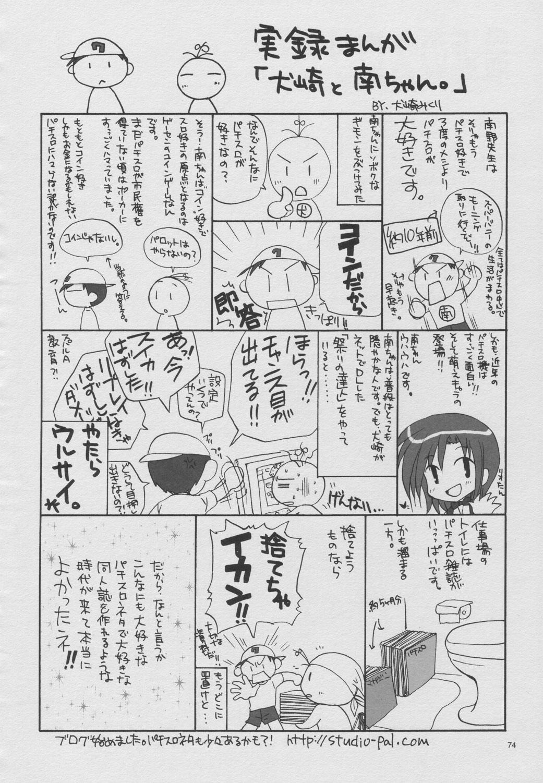 Surokyara Hisshou Magazine 72