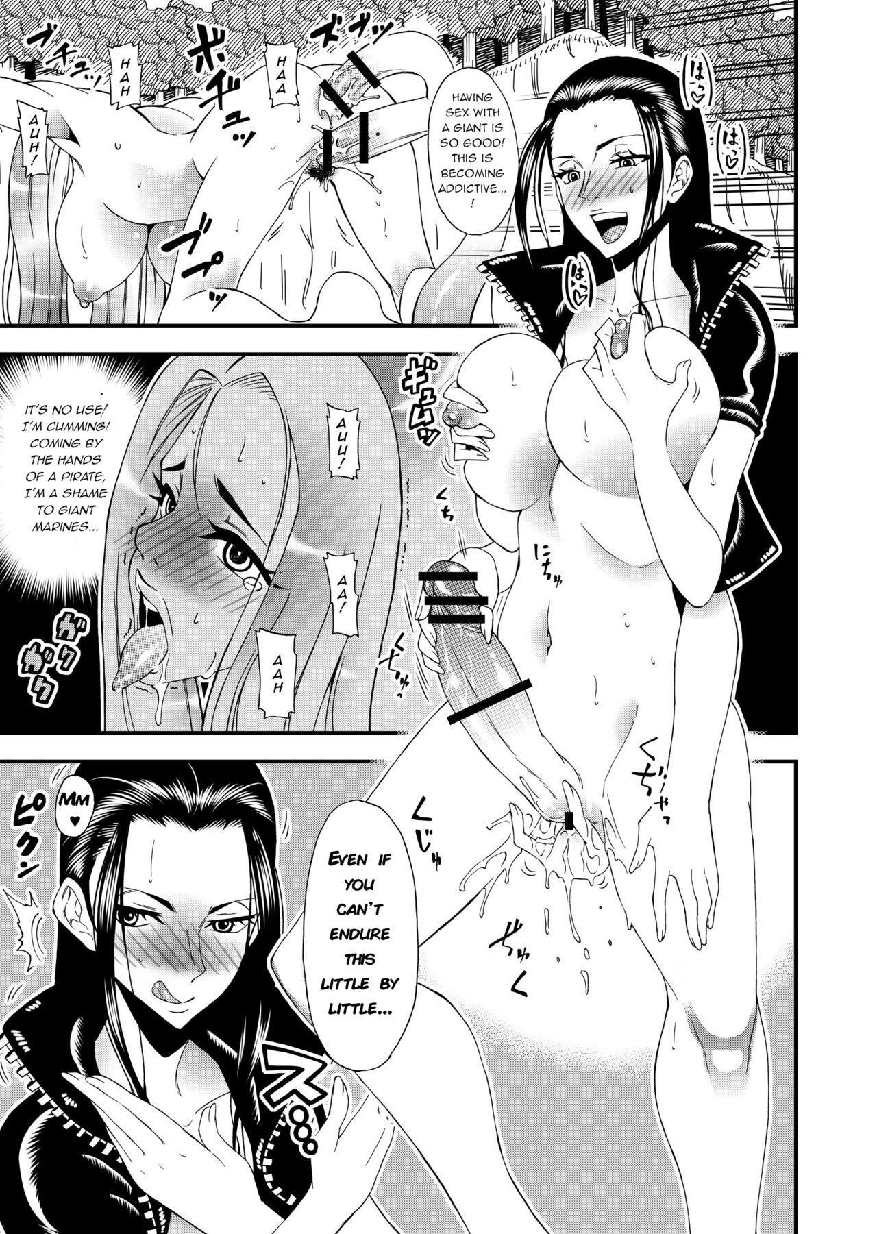 Futanari Robin VS Onna Kyojin Kaihei 14