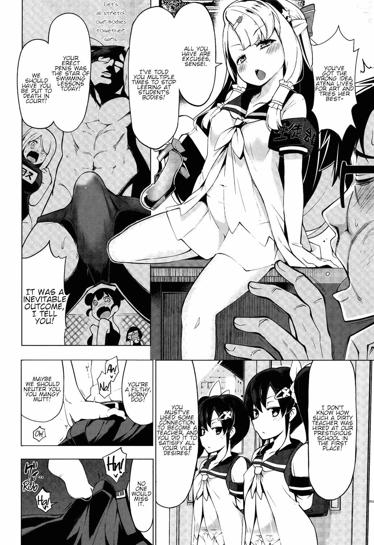 Ratai Geijutsubu!!   The Nude Art Club!! Ch. 1-4 35