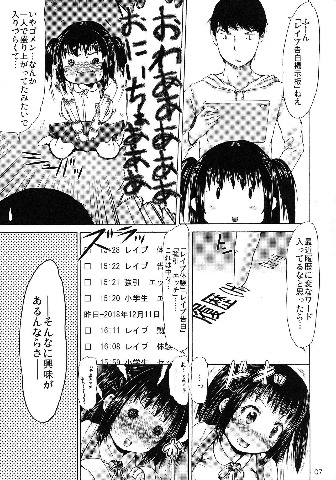 Tsuri Skirt no Onnanoko wa Rape Gokko ga Shitai Sou desu. 6