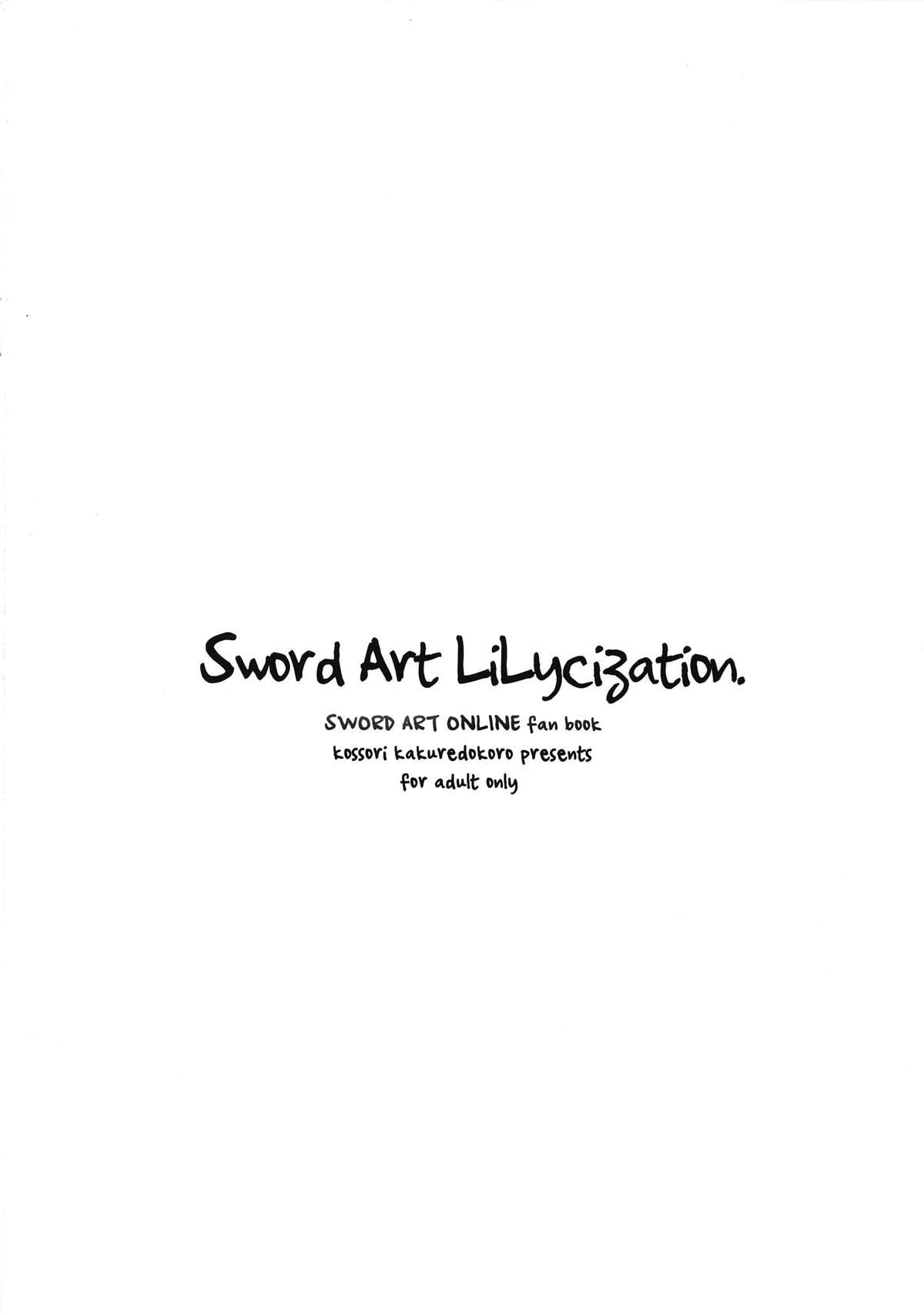 Sword Art Lilycization. 18