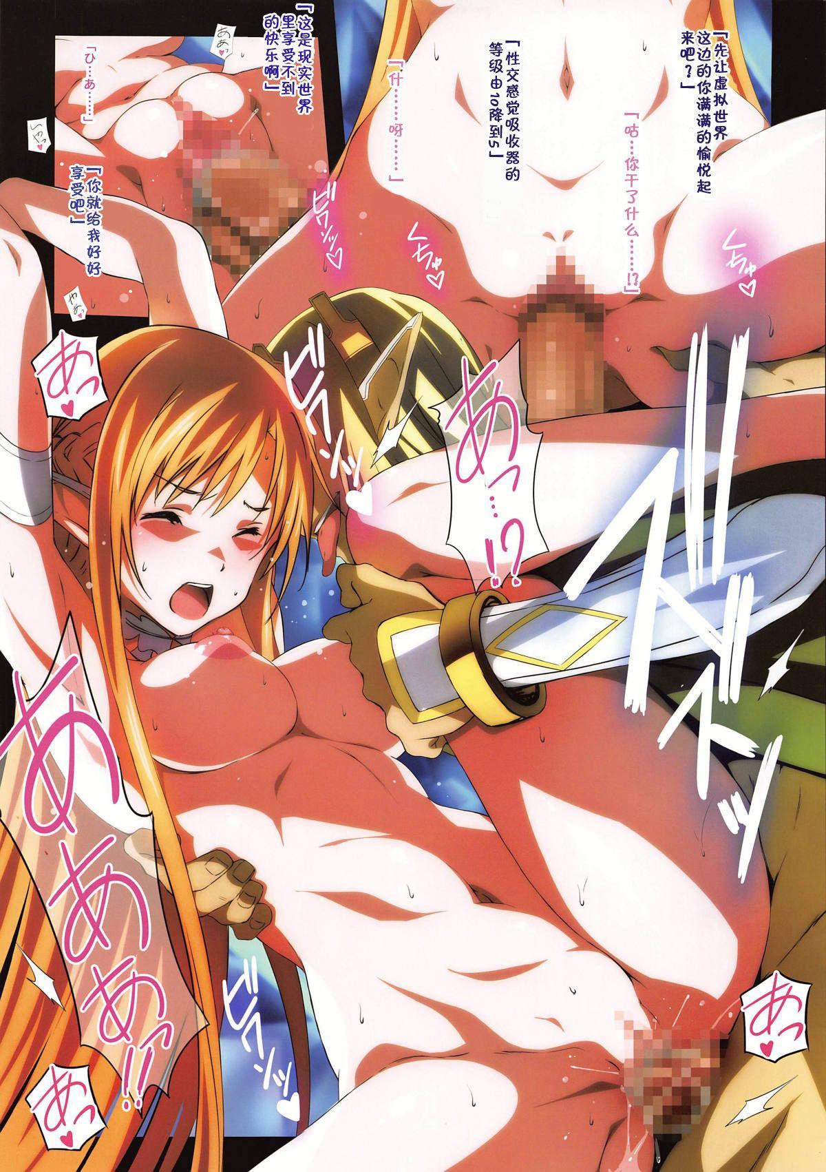 Sword Art Lilycization. 7