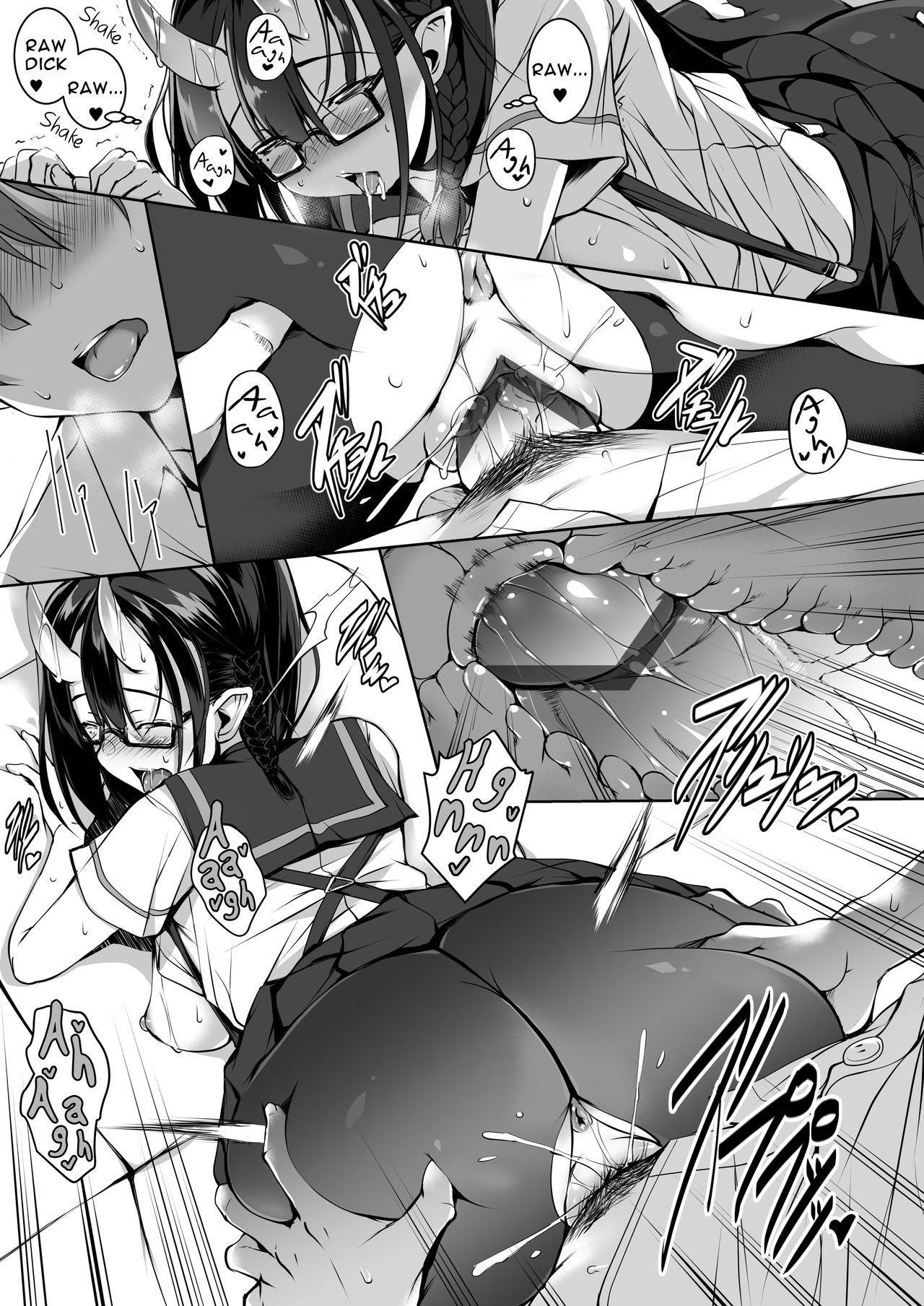 Ikenai Ko demo, Suki de Ite Kuremasu ka?   Do you really like such a naughty girl like me? 18