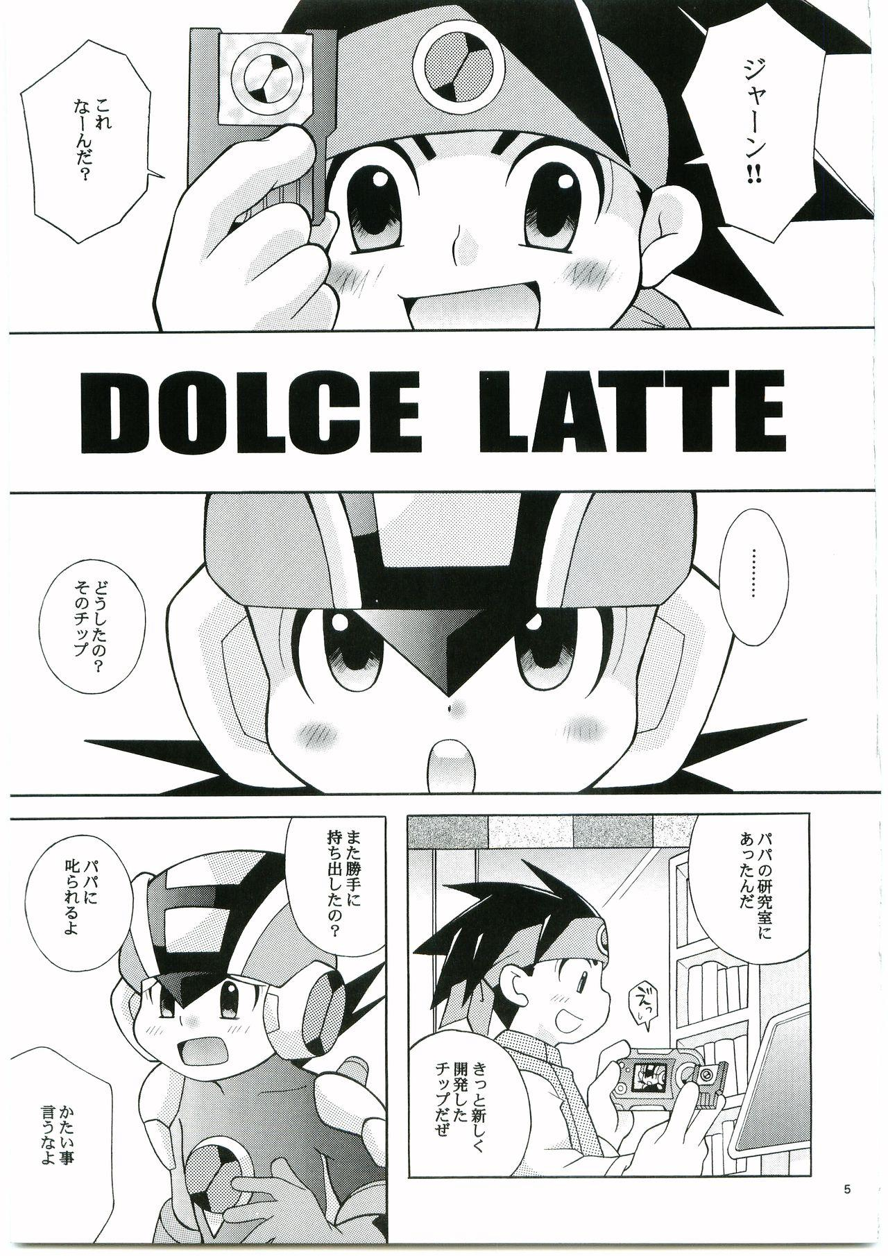 DOLCE LATTE 3