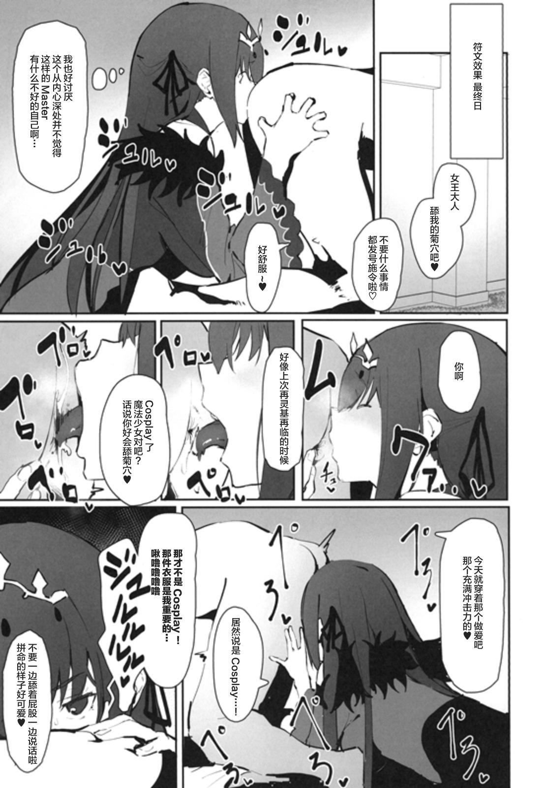 Hokuou no Megami to Charao no Rune 10