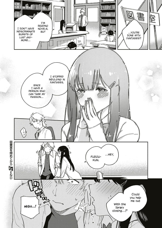 Toshoshitsu o Shimete kara 31