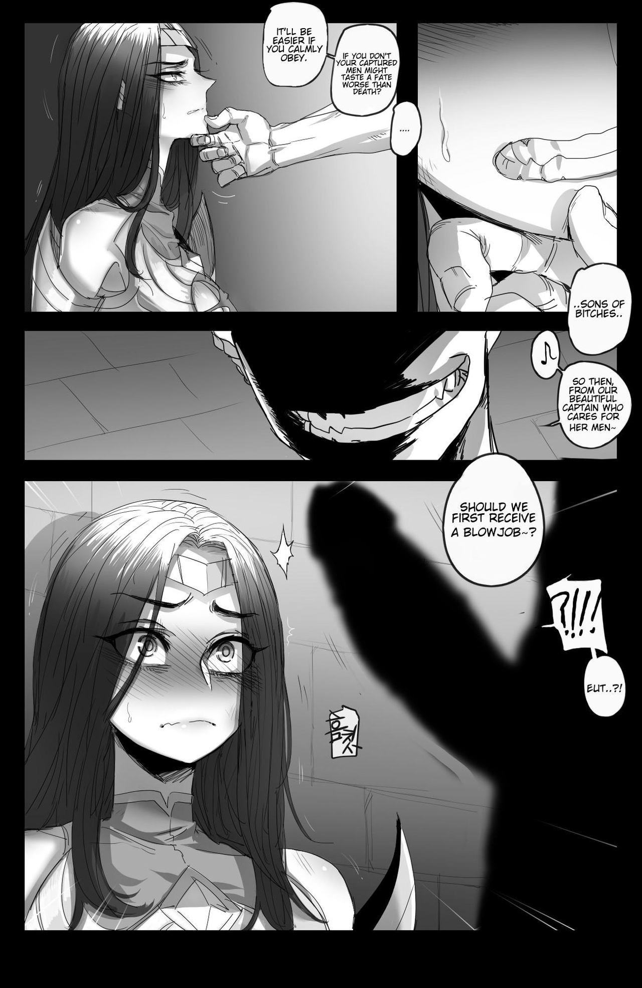 The Fall of Irelia 3