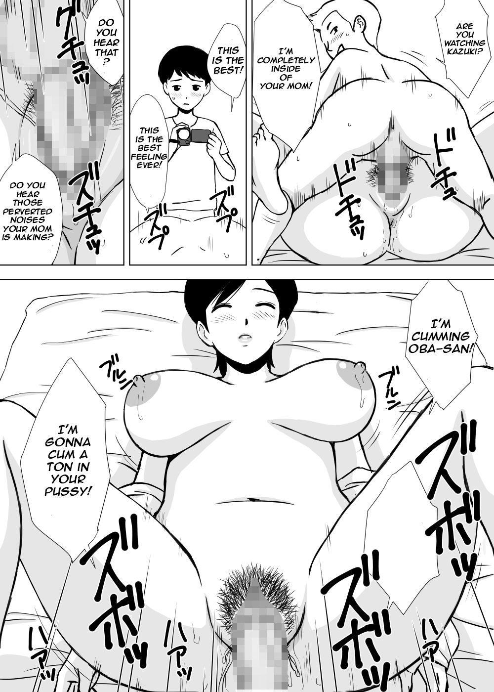 Tomo Mama Ijiri | Playing With Yuuko Mama 13