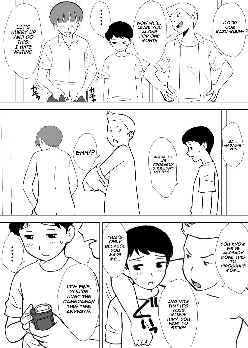 Tomo Mama Ijiri | Playing With Yuuko Mama 6