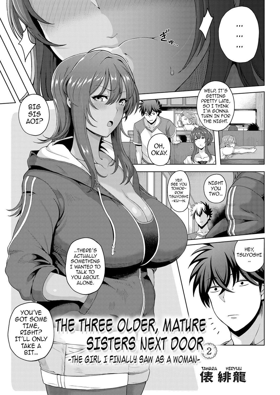 Toshiue Zukushi Jukushita Sanshimai   The Three Older, Mature Sisters Next Door 28