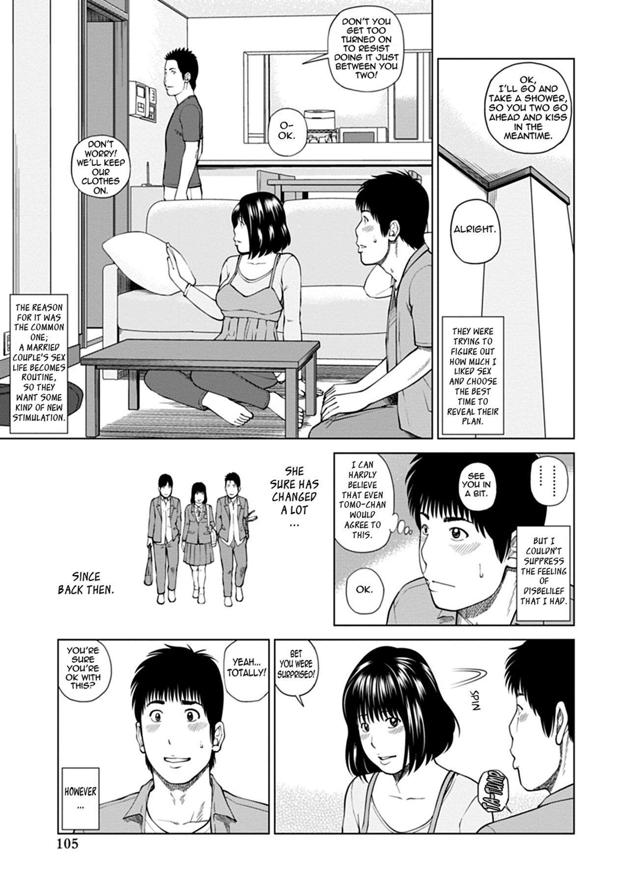 [Kuroki Hidehiko] 36-sai Injuku Sakarizuma | 36-Year-Old Randy Mature Wife [English] {Tadanohito} [Digital] [Uncensored] 100