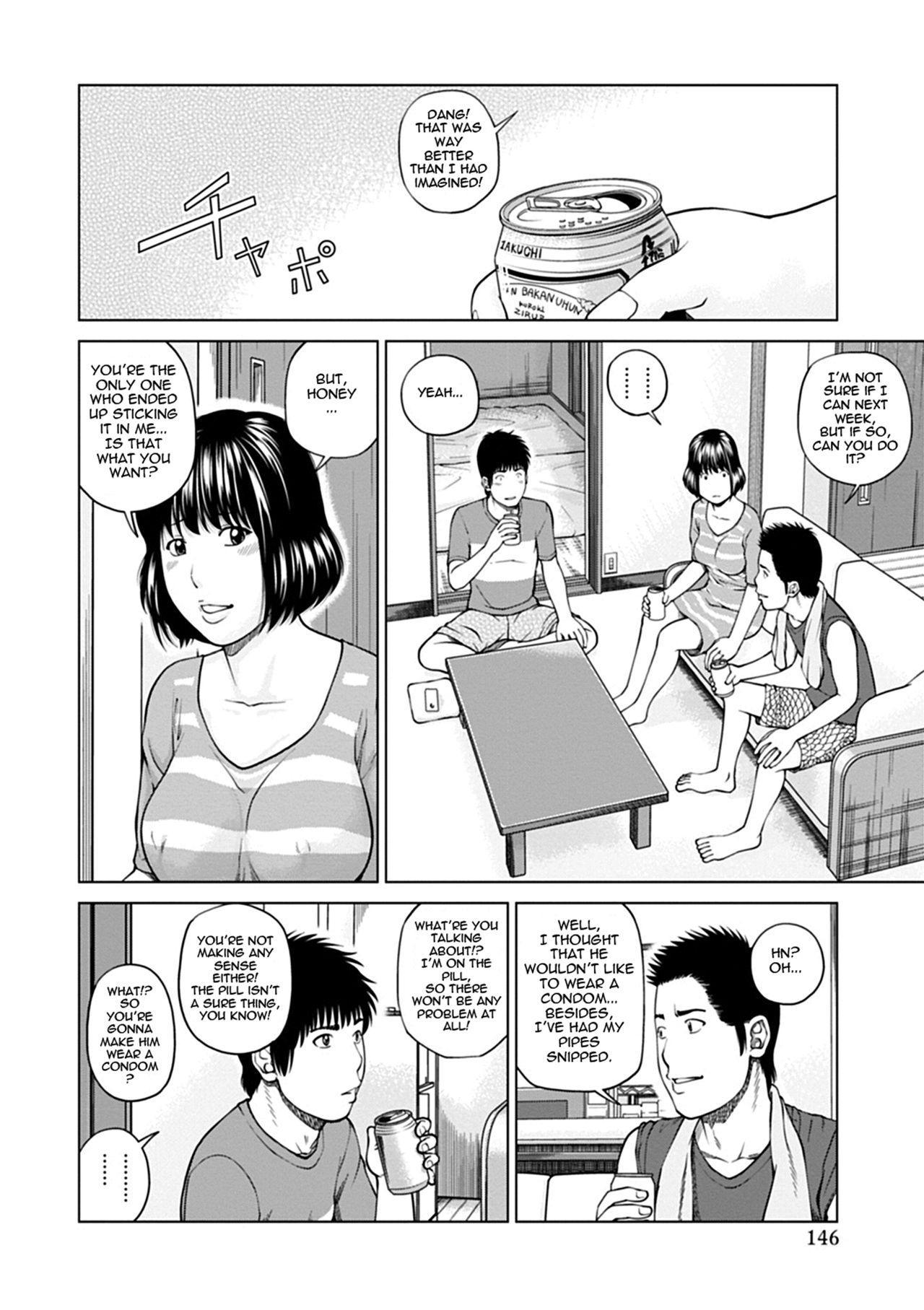 [Kuroki Hidehiko] 36-sai Injuku Sakarizuma | 36-Year-Old Randy Mature Wife [English] {Tadanohito} [Digital] [Uncensored] 139
