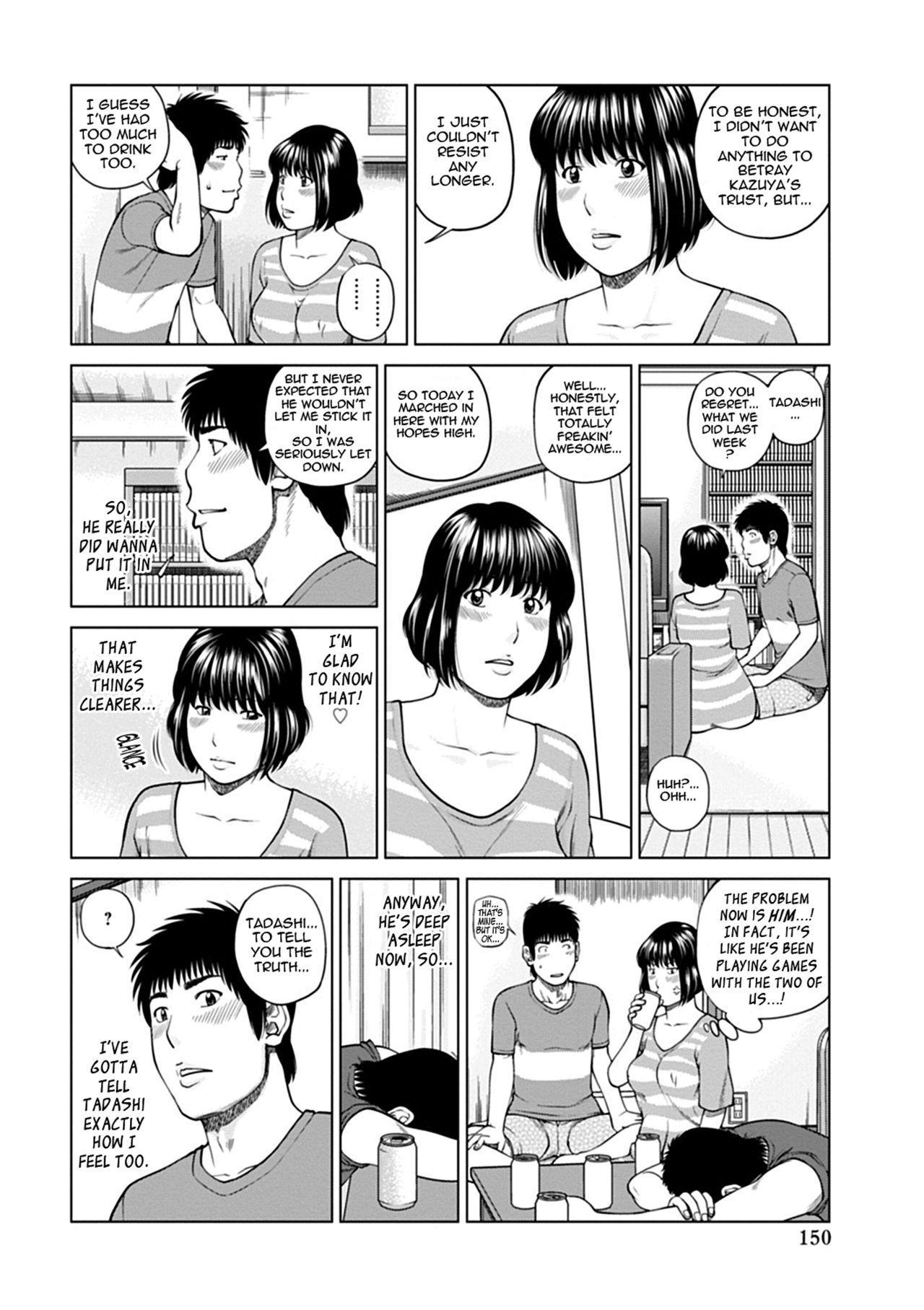 [Kuroki Hidehiko] 36-sai Injuku Sakarizuma | 36-Year-Old Randy Mature Wife [English] {Tadanohito} [Digital] [Uncensored] 143