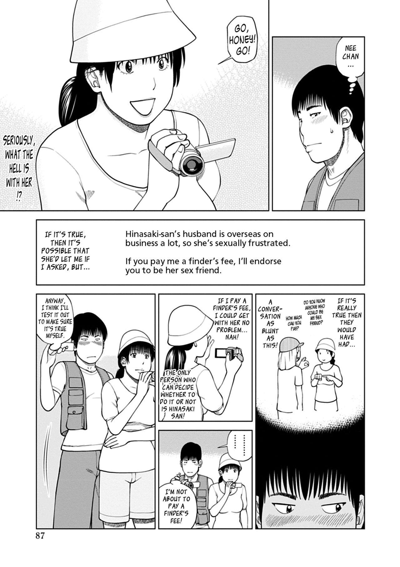 [Kuroki Hidehiko] 36-sai Injuku Sakarizuma | 36-Year-Old Randy Mature Wife [English] {Tadanohito} [Digital] [Uncensored] 83