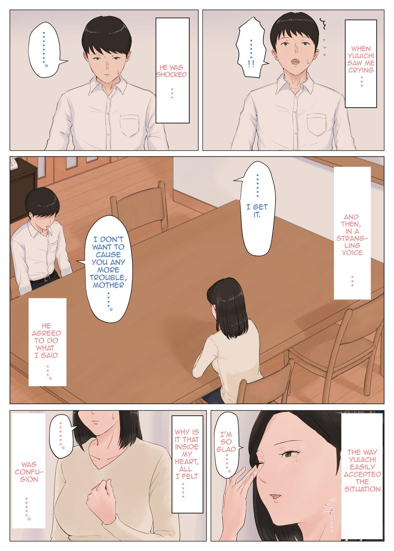 [Horsetail] Kaa-san Janakya Dame Nanda!! 5 ~Kanketsuhen Zenpen~| Mother, It Has to Be You ~Conclusion Part 1~[English][Amoskandy] 23