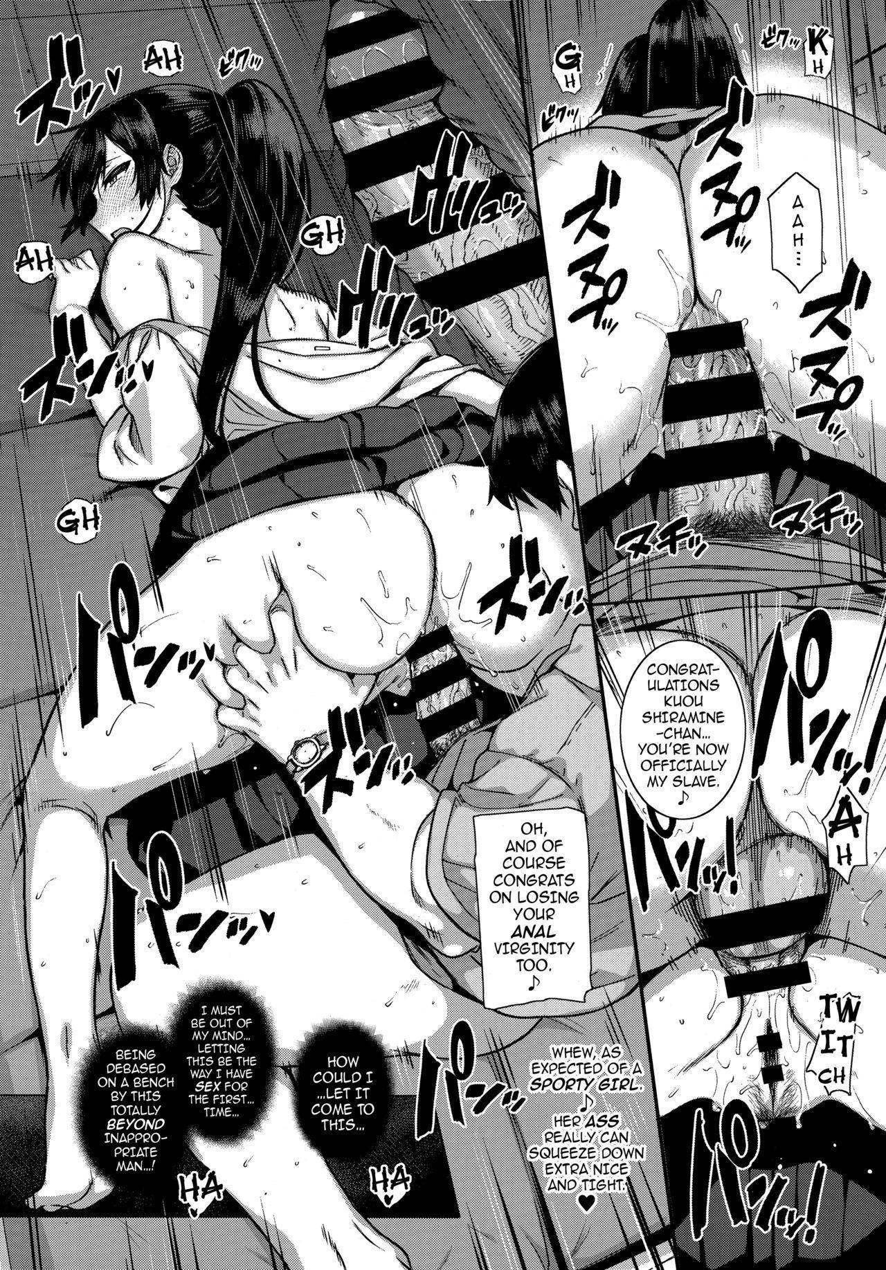 [Katsurai Yoshiaki] Amatsuka Gakuen no Ryoukan Seikatsu | Angel Academy's Hardcore Dorm Sex Life 1-2, 4-9 [English] {darknight} [Digital] 139