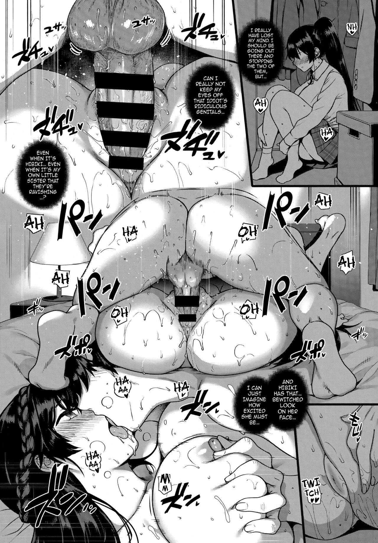 [Katsurai Yoshiaki] Amatsuka Gakuen no Ryoukan Seikatsu | Angel Academy's Hardcore Dorm Sex Life 1-2, 4-9 [English] {darknight} [Digital] 153