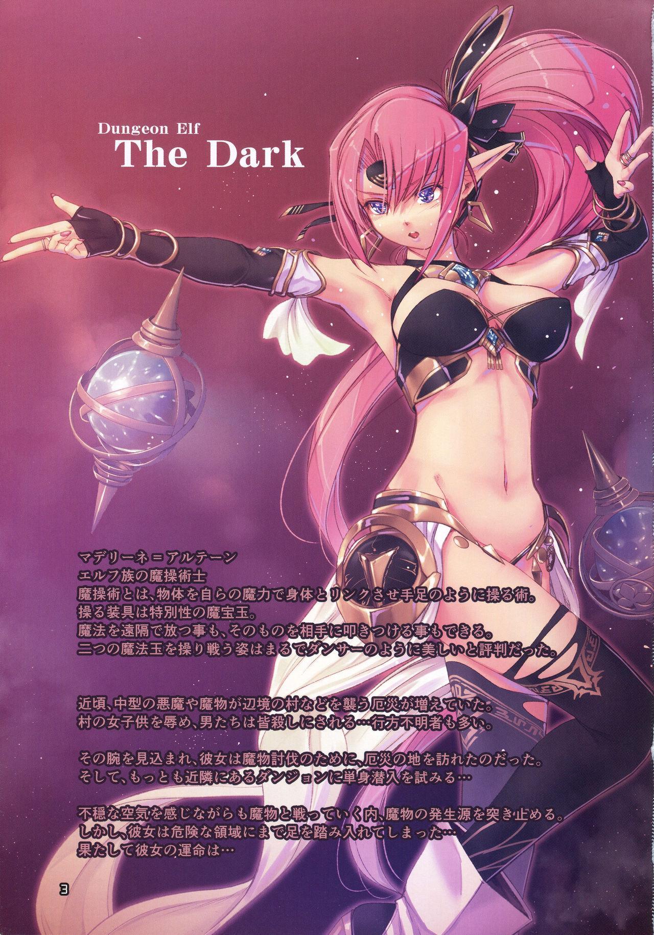 Dungeon Elf The Dark 1
