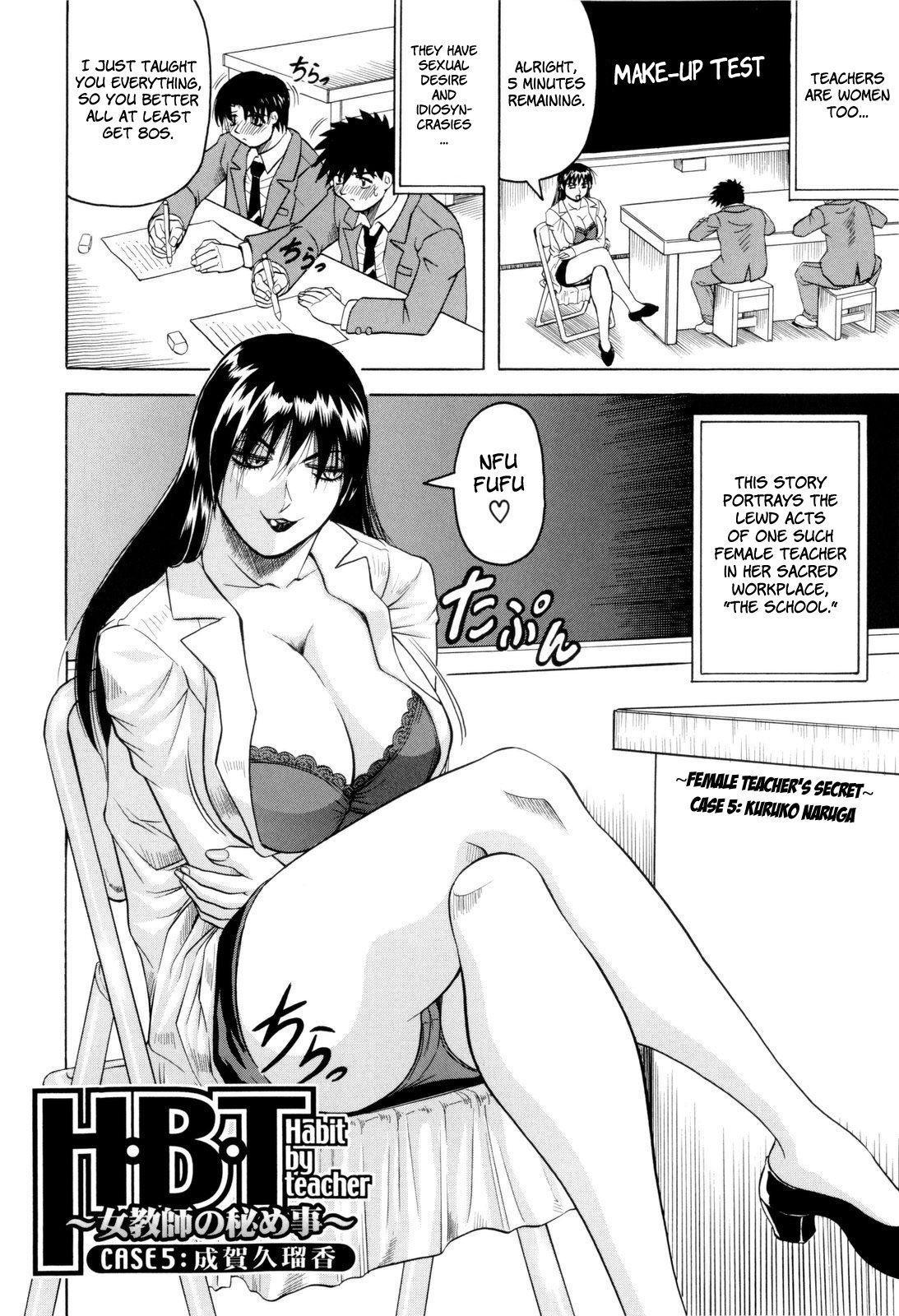 Sensei ni Dashitee! - It ejaculates in the teacher! 87