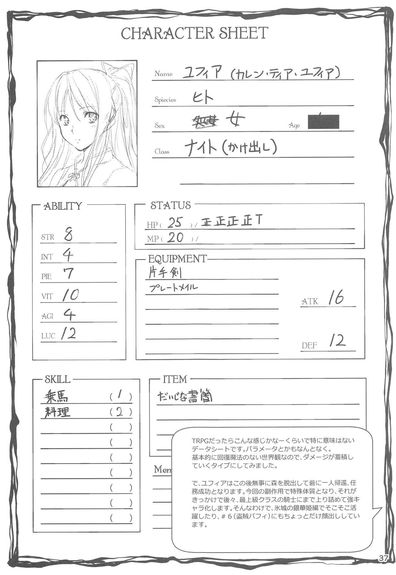 Ryman Fantasy Kuro no Ryman Soushuuhen 37