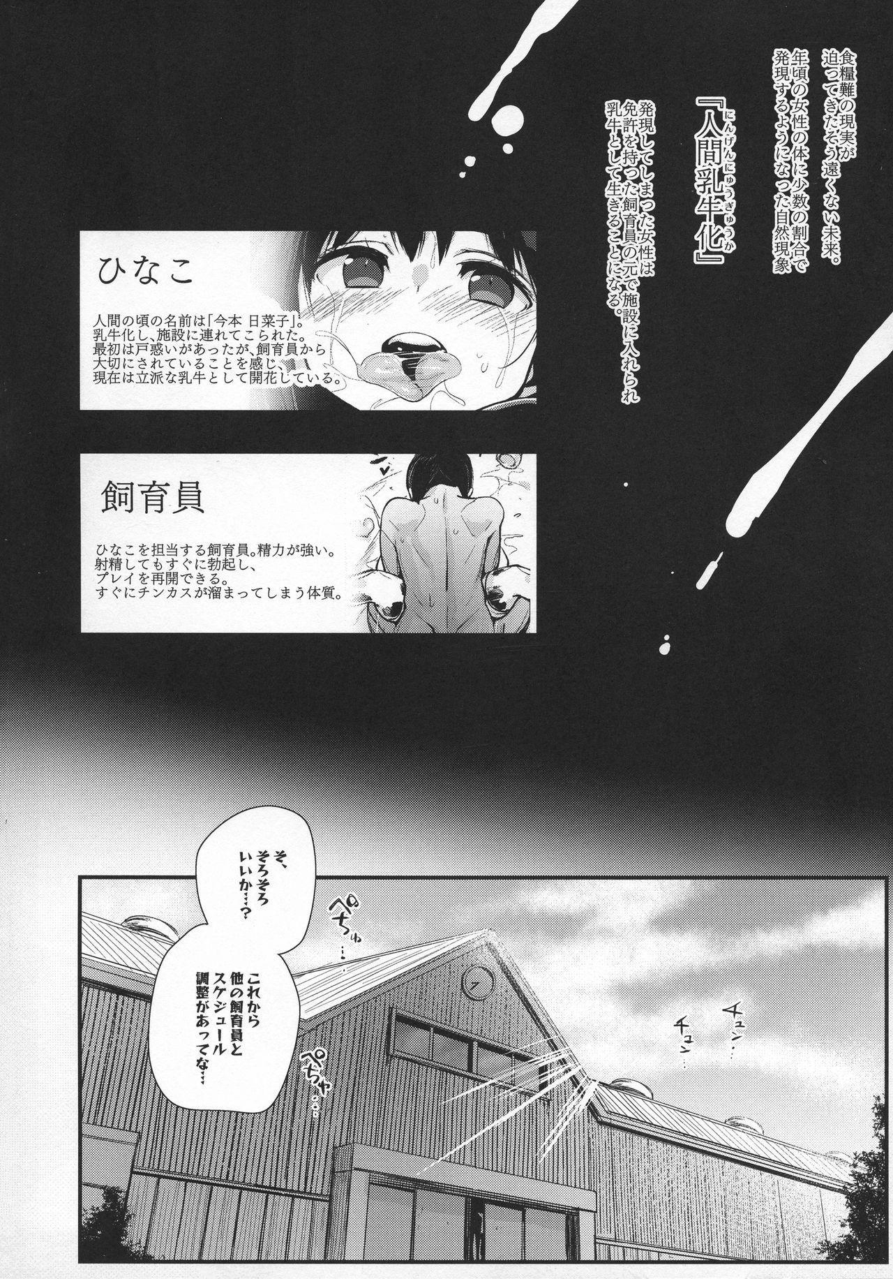 Hinako Ikusei Nisshi 3 Hinako no Chikai 3