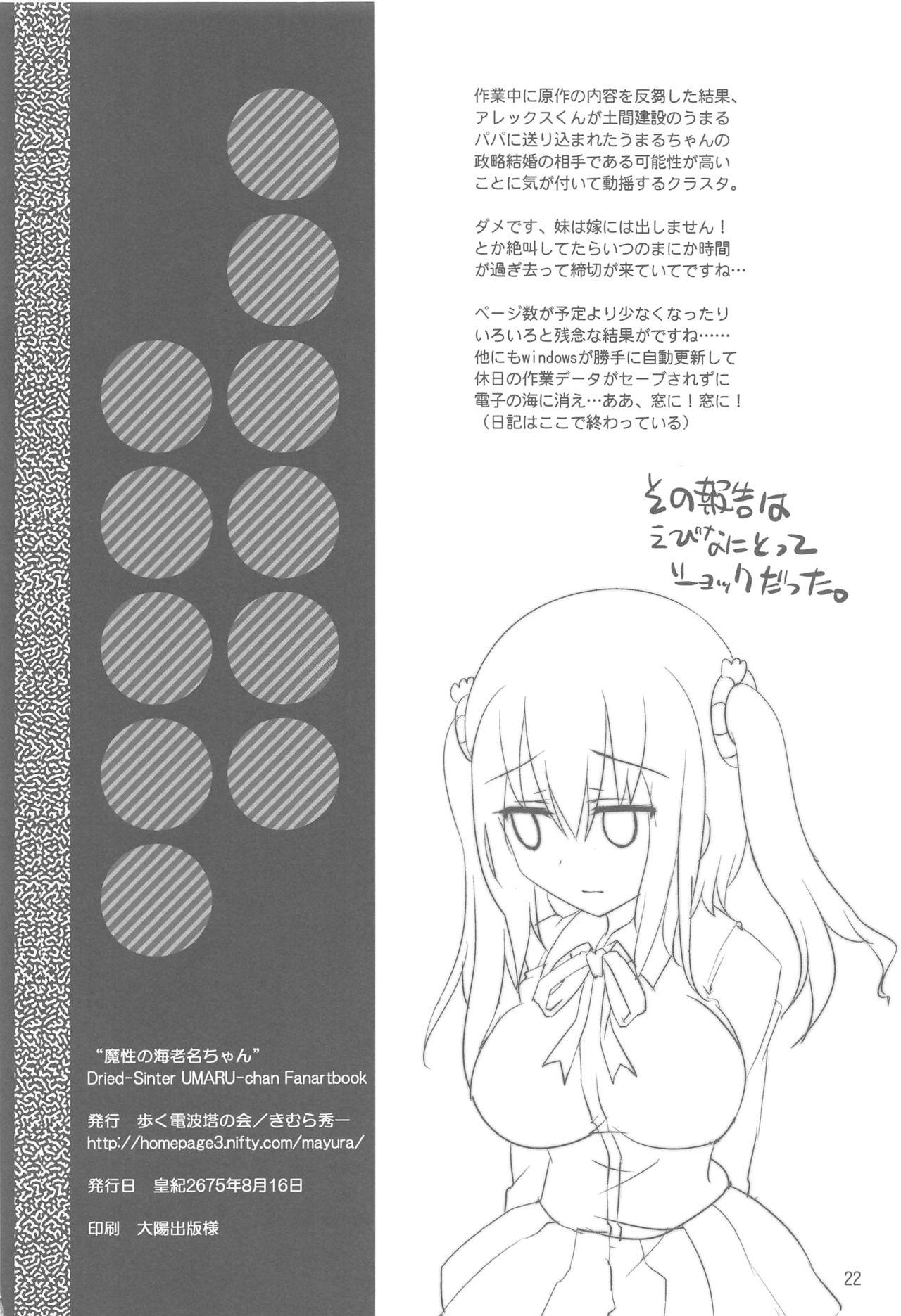 Mashou no Ebina-chan 20