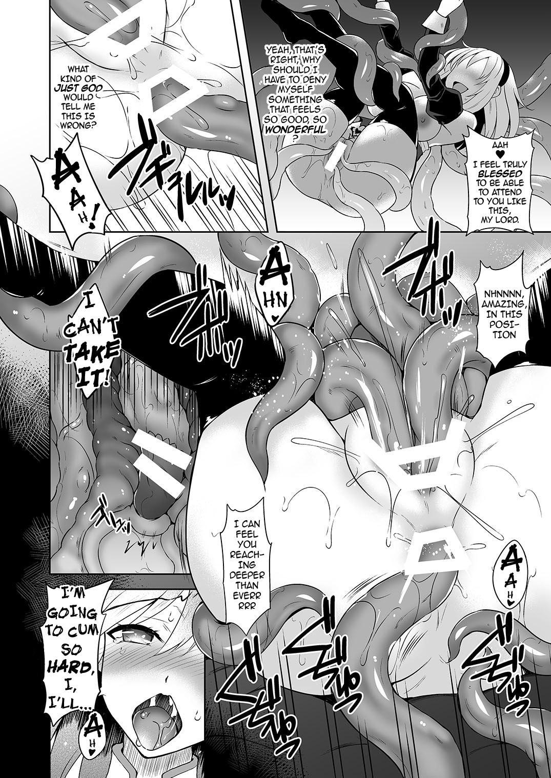 [Chococornet (Tenro Aya)] Falling - Mashoku no Sennou Dorei   Falling - Brainwashed Slave of the Great Wurm [English] {darknight} [Digital] 18