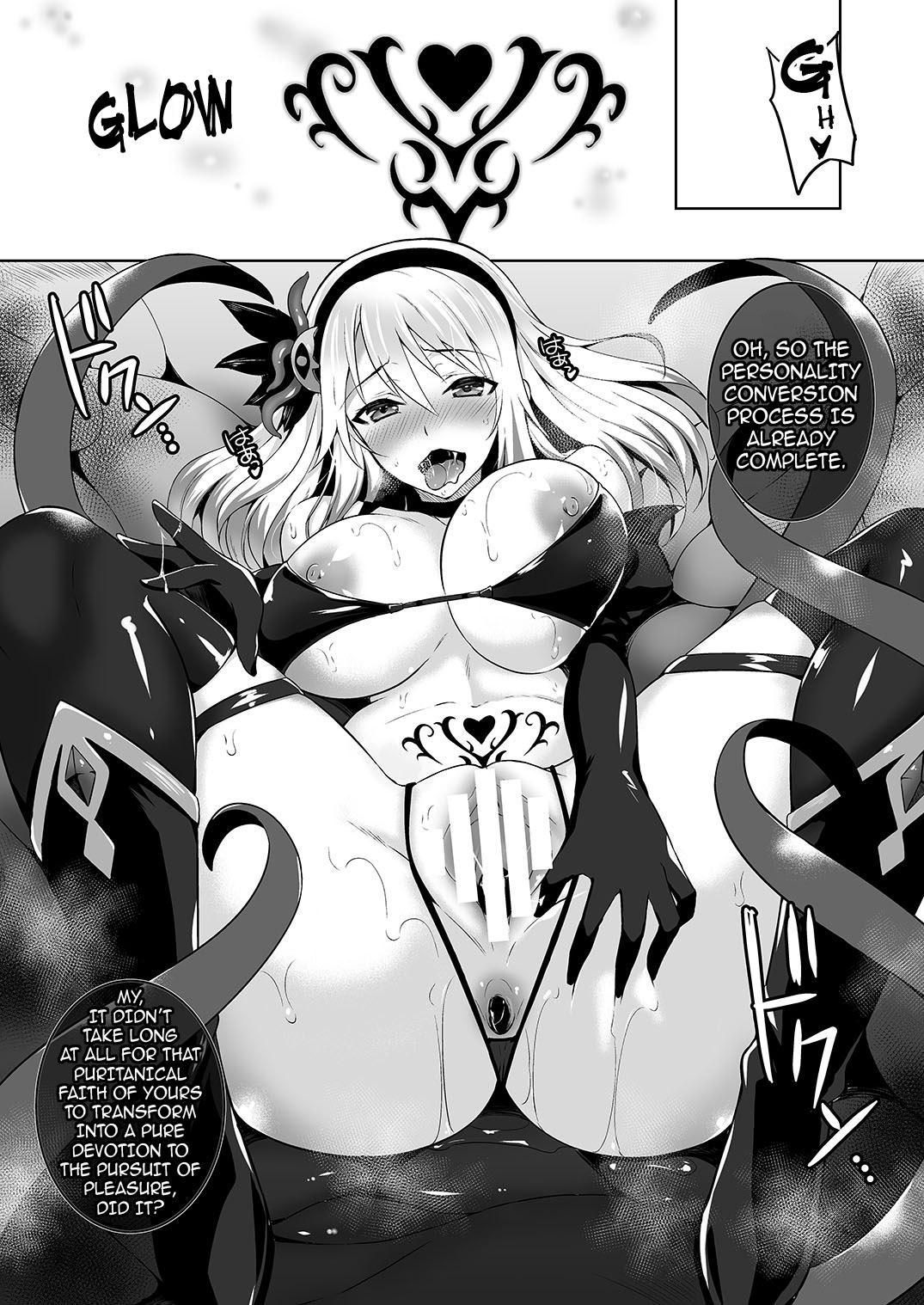 [Chococornet (Tenro Aya)] Falling - Mashoku no Sennou Dorei   Falling - Brainwashed Slave of the Great Wurm [English] {darknight} [Digital] 19