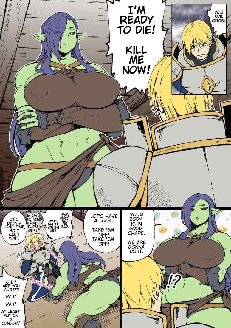 The Female Orc and Male Knight & Other Histories. 2