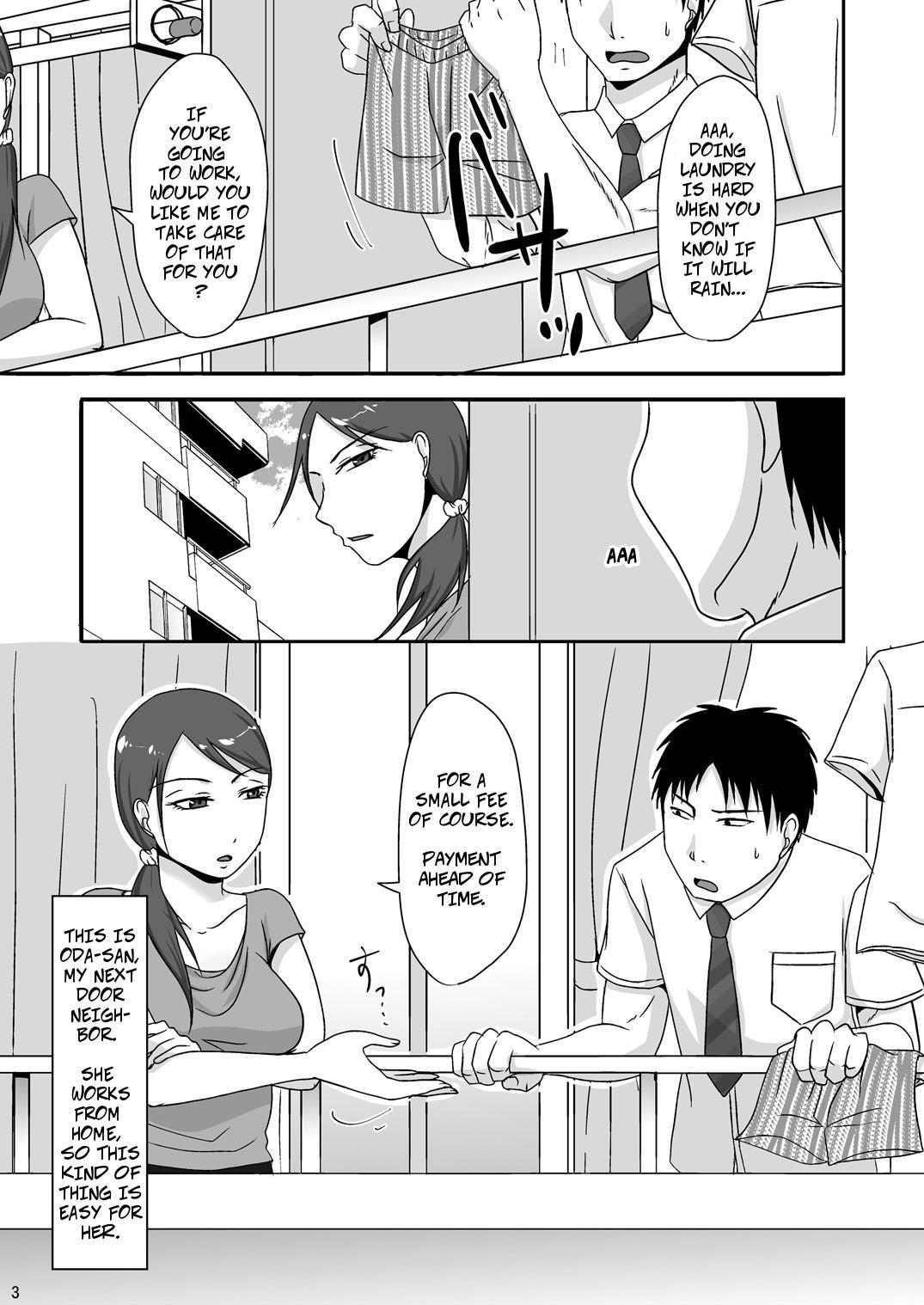 Otonari-san to Enkou Seikatsu | With My Neighbor 1: Compensated Dating 2