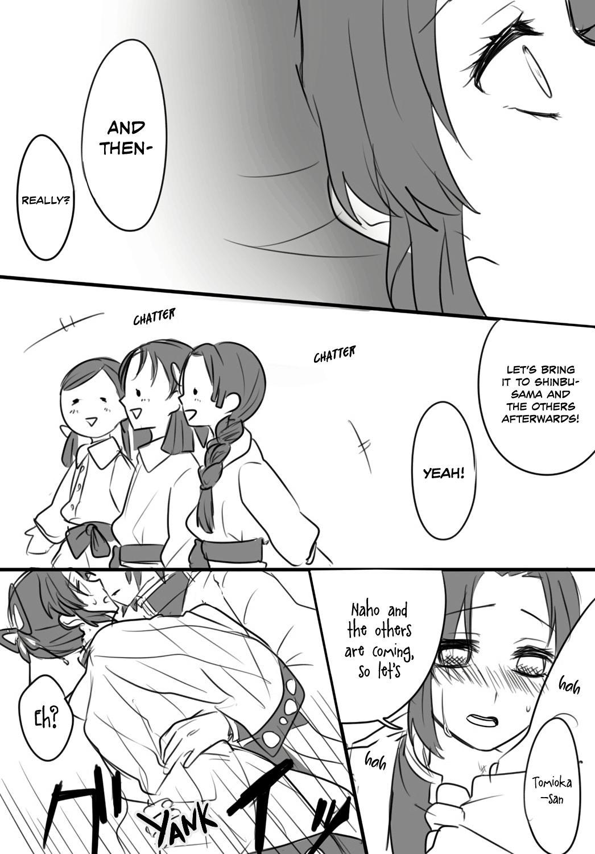 ShinoGiyu, a Bit Ecchi 3