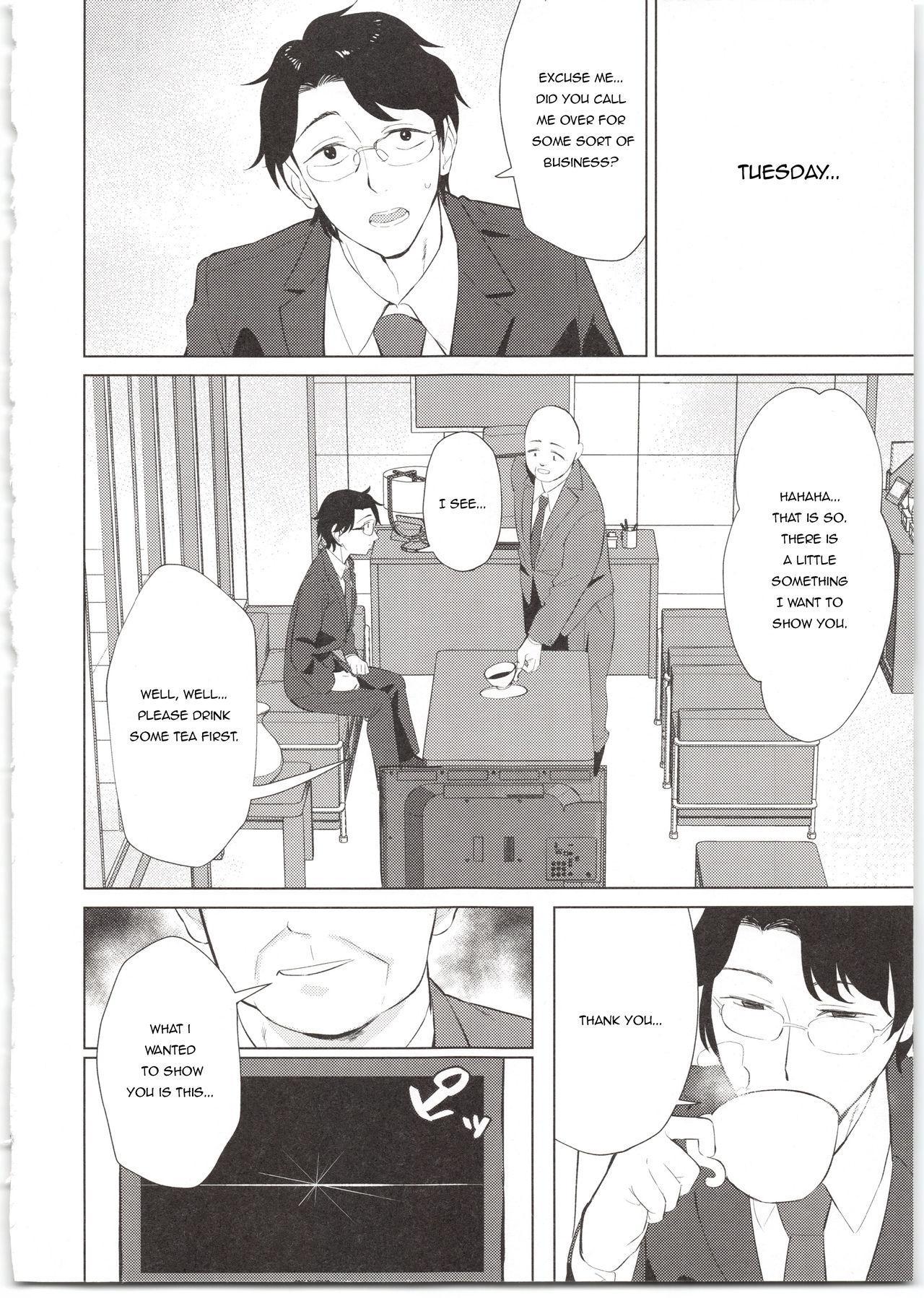 (C95) [Ma-maikea (butajiman)] [Kayou] Sponsor e Tokubetsu Eigyou Chie-chan Tandoku 10-Jikan (THE IDOLM@STER CINDERELLA GIRLS) [English] [defski] 9