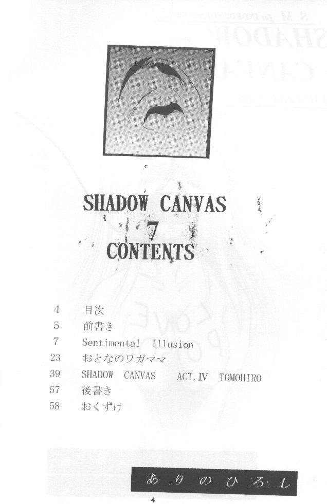 SHADOW CANVAS 7 2