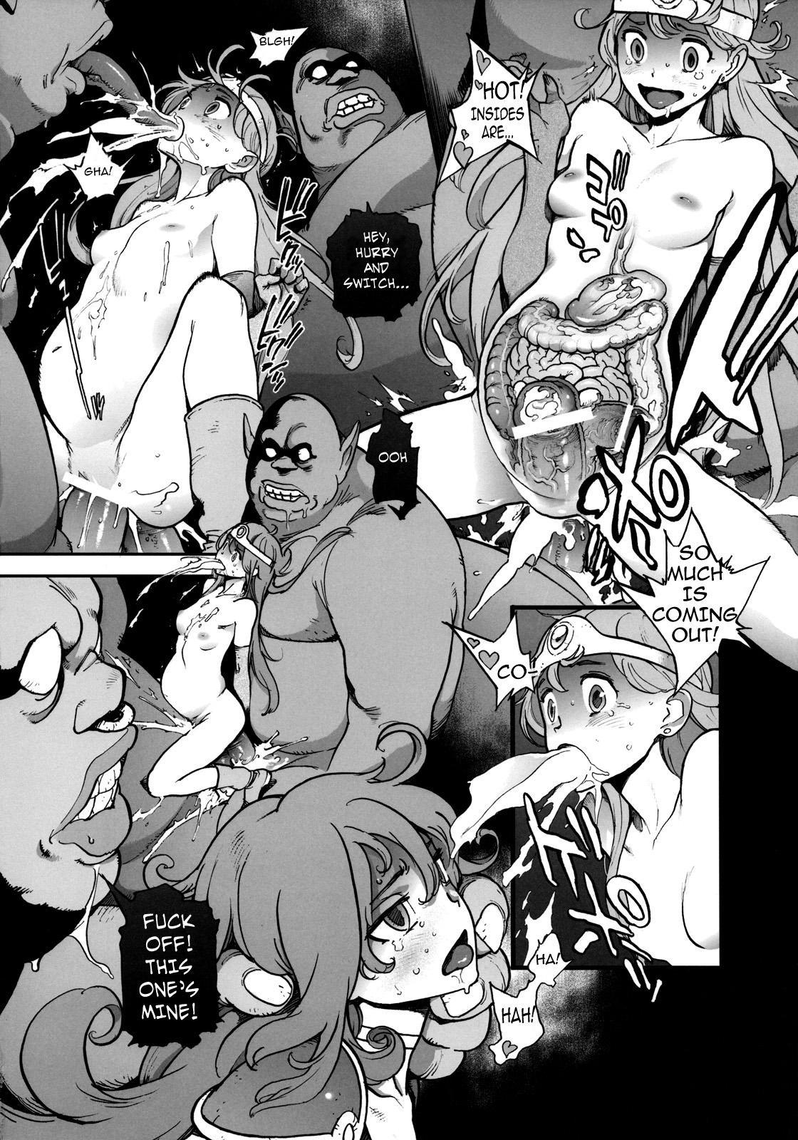 Boukensha-tachi no Ori   The Adventurers' Cage 12