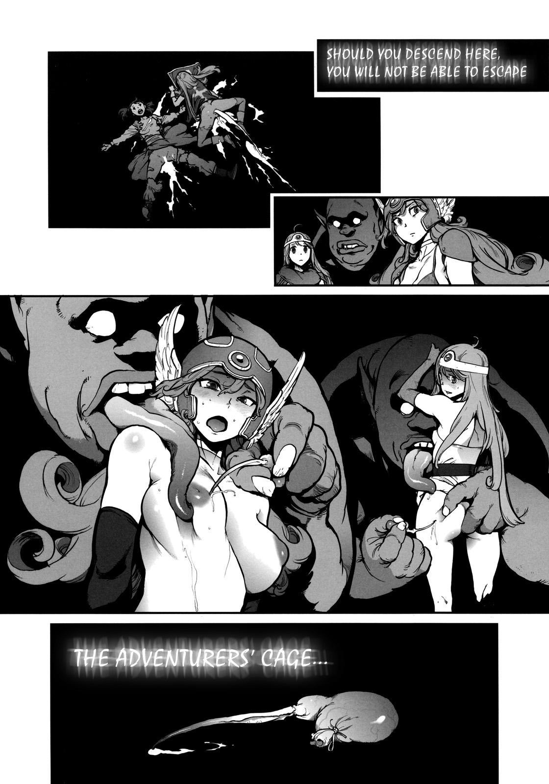 Boukensha-tachi no Ori   The Adventurers' Cage 18