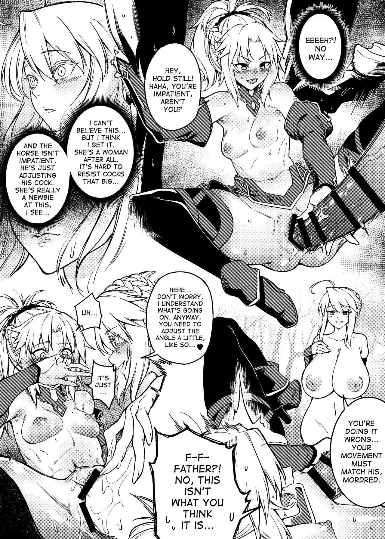 Hakuba ni Norareru Kishi 3 | White Horse Riding a Knight 3 15