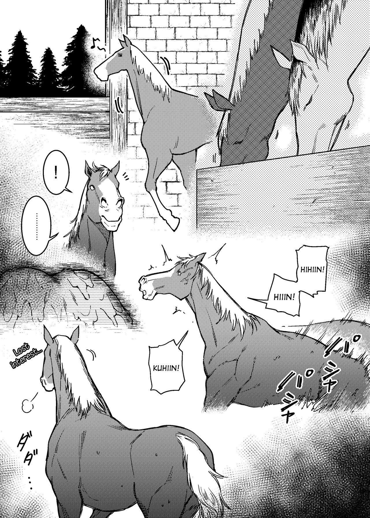 Hakuba ni Norareru Kishi 3 | White Horse Riding a Knight 3 1