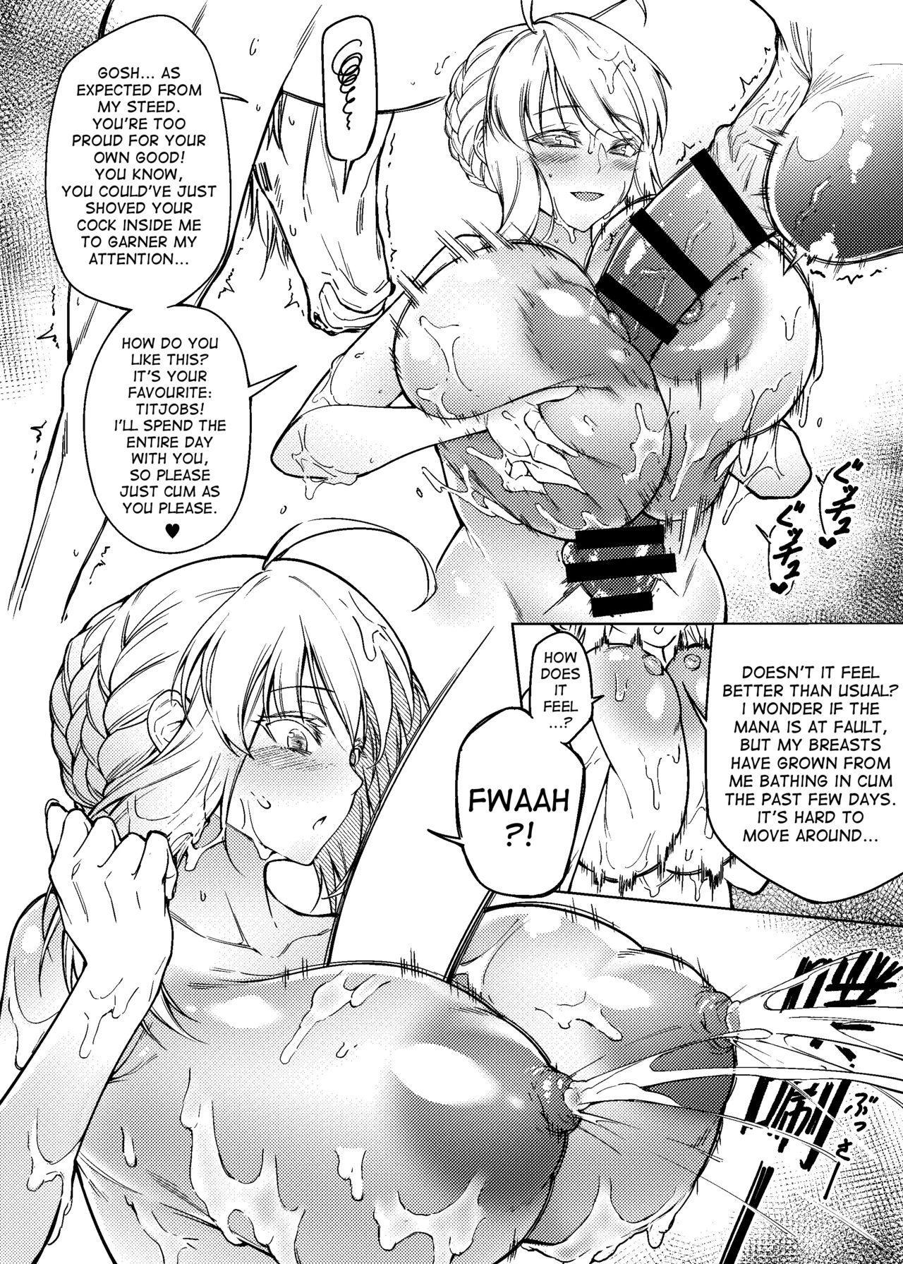 Hakuba ni Norareru Kishi 3 | White Horse Riding a Knight 3 4