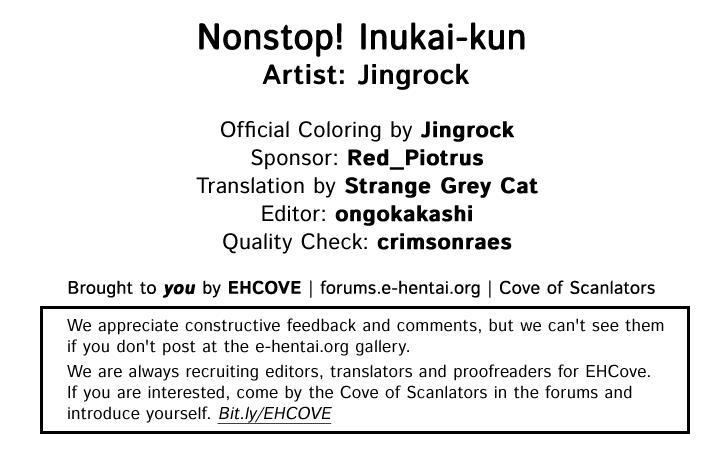 Nonstop! Inukai-kun 20