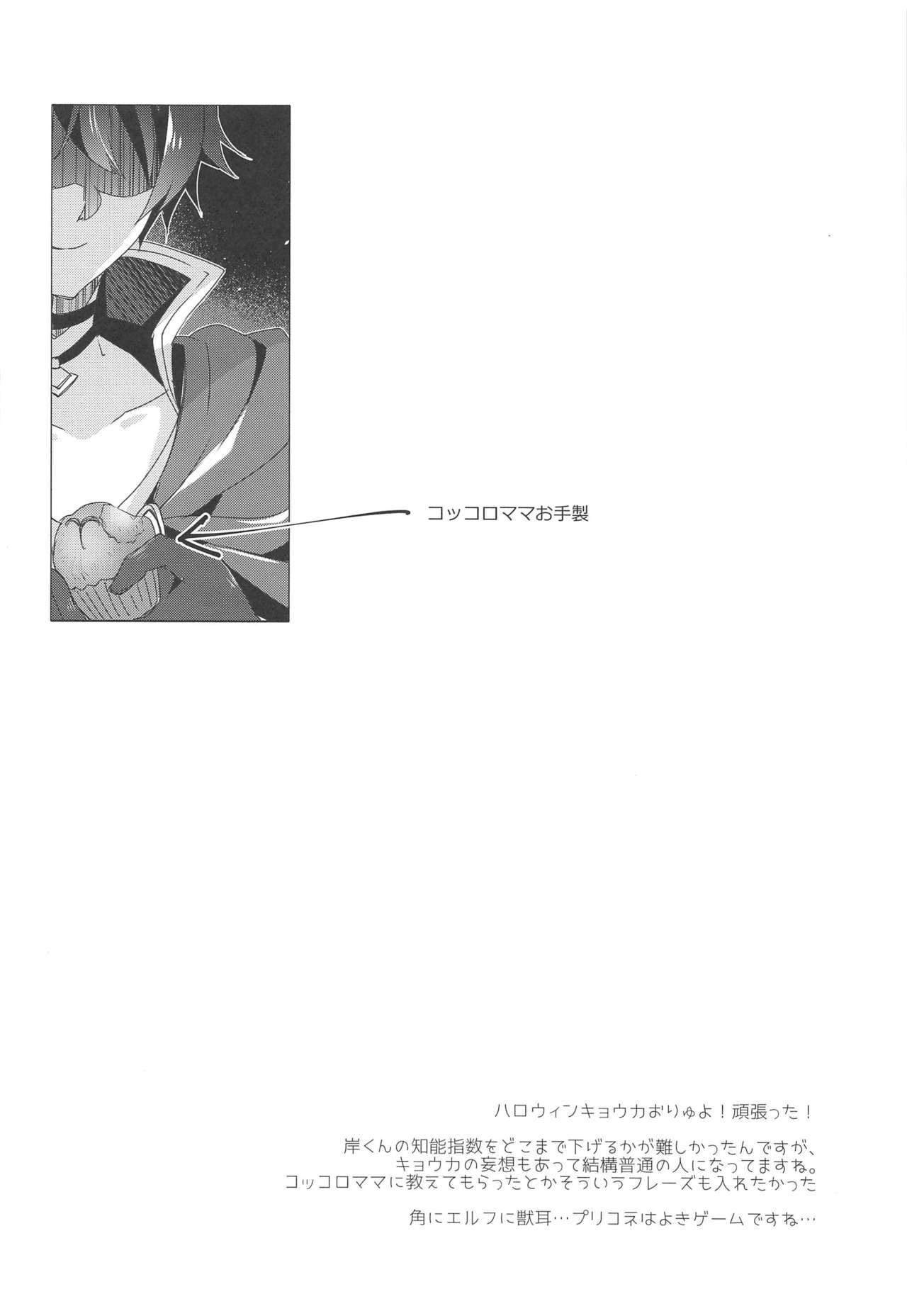 Kyouka-chan to Otona no Okashi 14