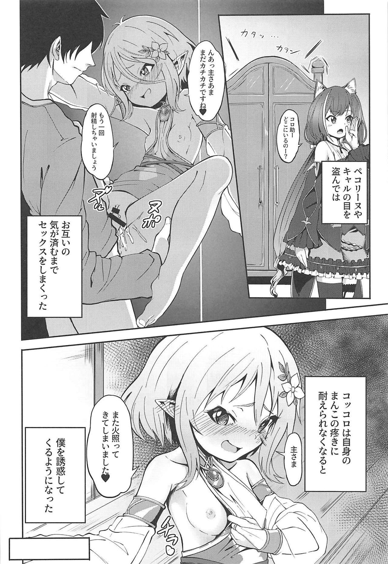 Kokkoro-chan no Seiyoku Kaika 16