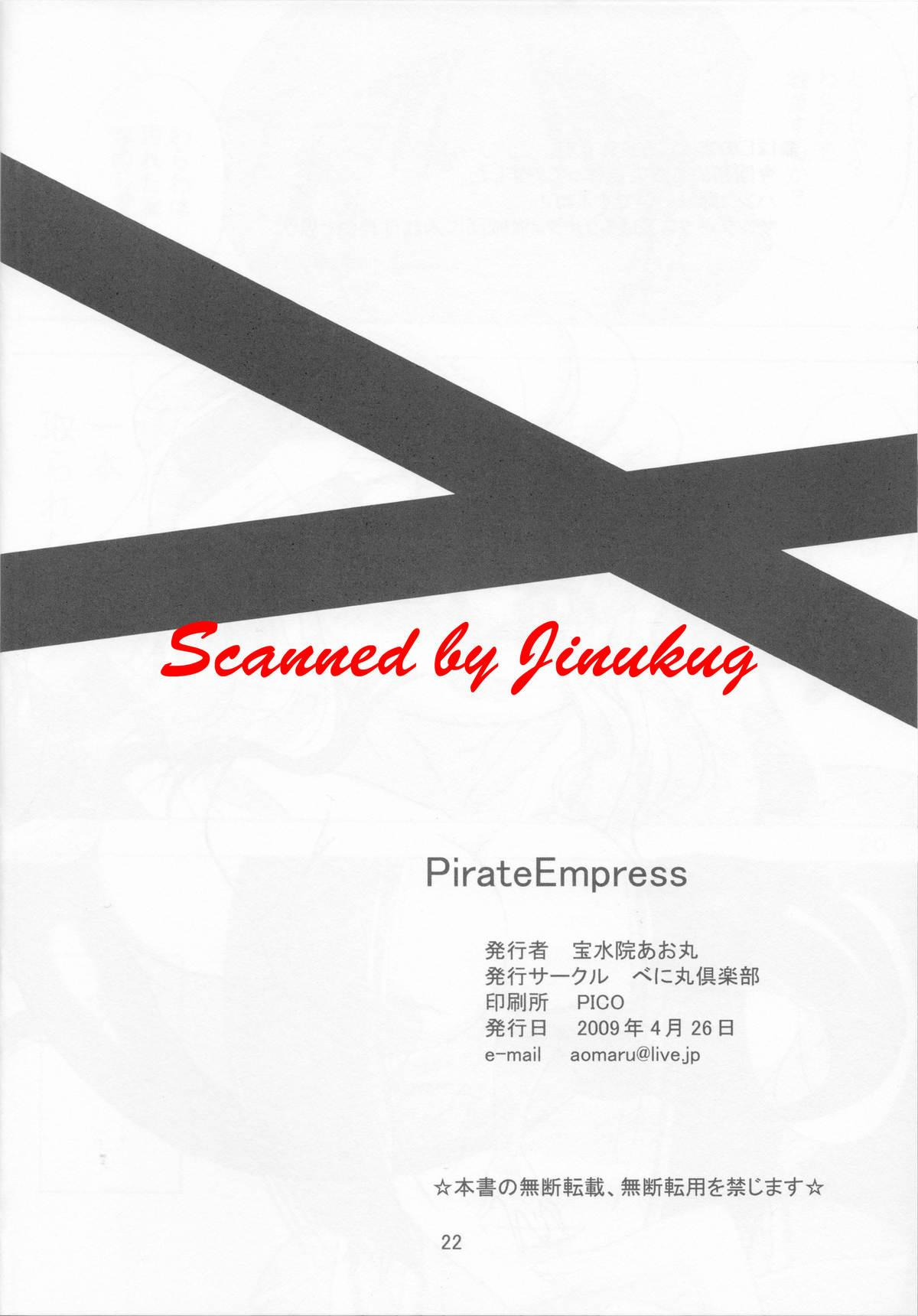 Pirate Empress 20