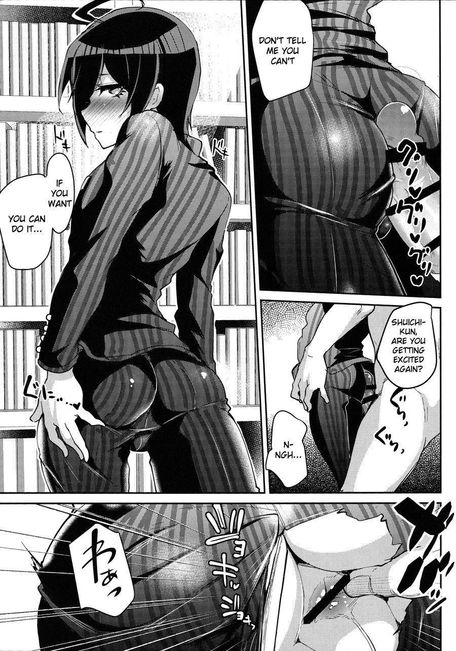 Mob Oji-san to Iku Ningen Kansatsu Variety Saihara Shuuichi Hen 11