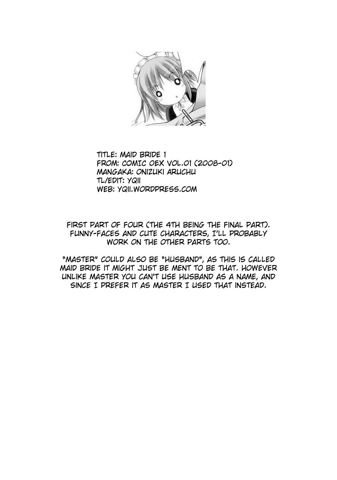Maid Bride Ch. 1-5 22