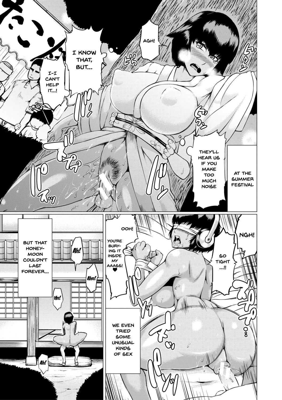 [Kizaru] Nikuheki Shibori -Monmon Muchi Oba Body-   The meat wall squeeze with thick milf bodies Ch. 1 [English] [Digital] 19