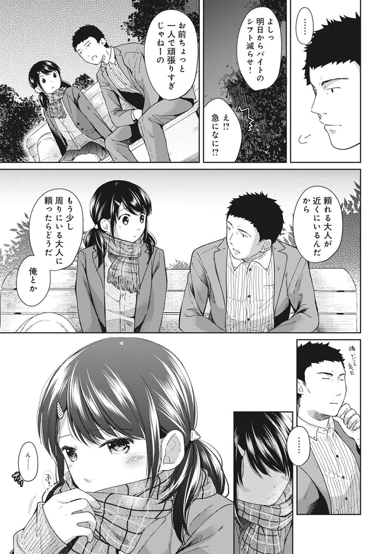 1LDK+JK Ikinari Doukyo? Micchaku!? Hatsu Ecchi!!? Ch. 1-25 132