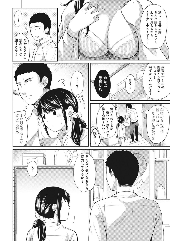 1LDK+JK Ikinari Doukyo? Micchaku!? Hatsu Ecchi!!? Ch. 1-25 156