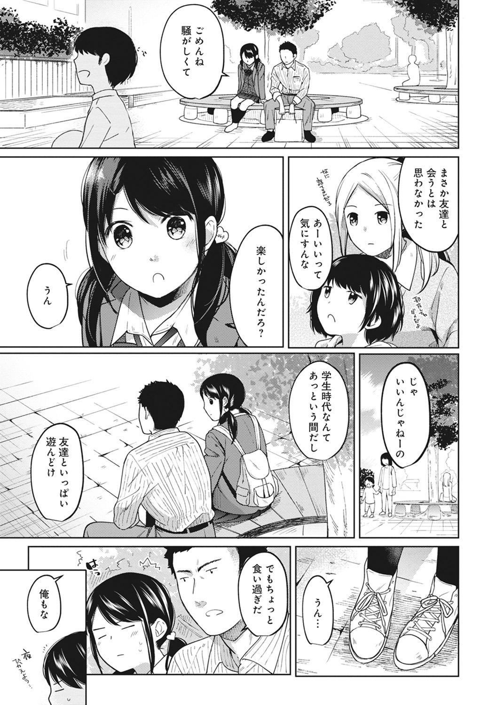 1LDK+JK Ikinari Doukyo? Micchaku!? Hatsu Ecchi!!? Ch. 1-25 182