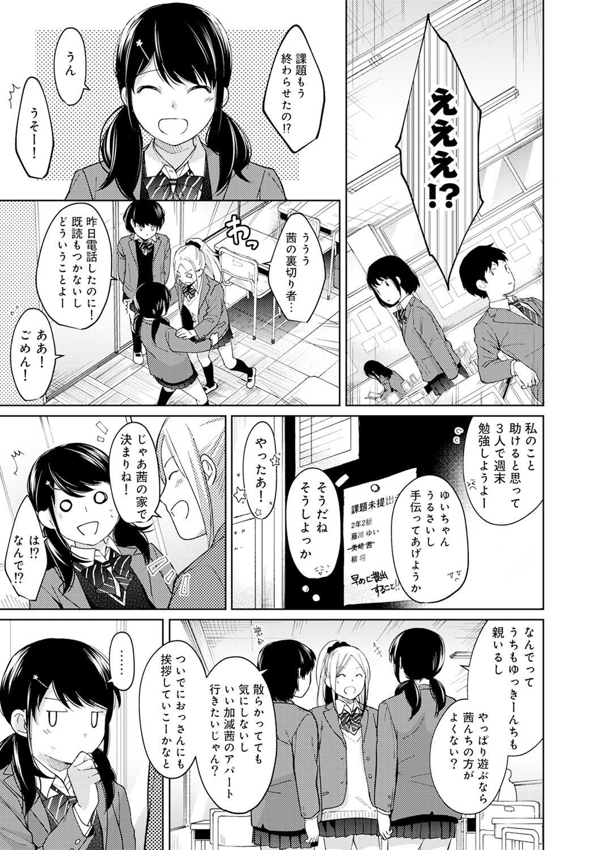 1LDK+JK Ikinari Doukyo? Micchaku!? Hatsu Ecchi!!? Ch. 1-25 250
