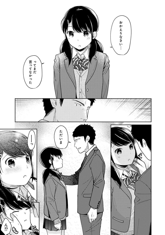1LDK+JK Ikinari Doukyo? Micchaku!? Hatsu Ecchi!!? Ch. 1-25 371